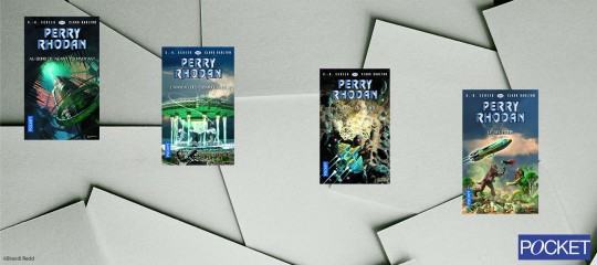 Perry Rhodan, la plus grande série de science-fiction populaire du monde