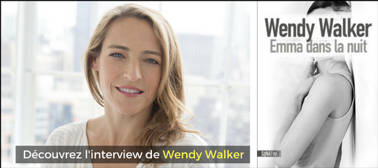 L'interview de Wendy Walker, l'étoile montante du thriller psychologique