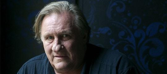 """Gérard Depardieu, un """"Monstre"""" sacré au Salon du Livre 2018"""