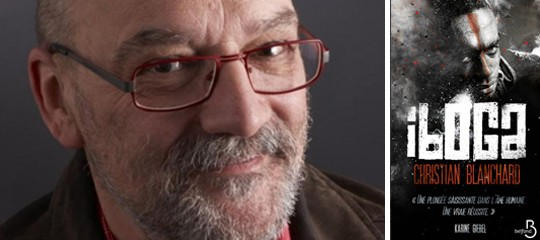 « Iboga » : Christian Blanchard en dédicaces en Bretagne