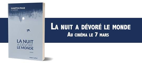 <i>La nuit a dévoré le monde</i> au cinéma : les zombies envahissent Paris !