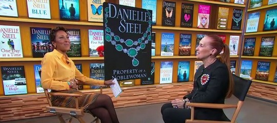 "Danielle Steel parle de son roman ""Collection privée"""