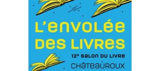 Les auteurs Belfond à l'Envolée des livres de Châteauroux