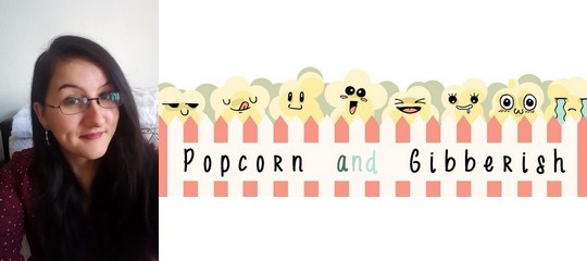 Portrait de lectrice : Johanna, du blog Popcorn & Gibberish