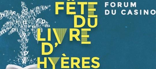 Les auteurs Terres de France à la fête du livre de Hyères
