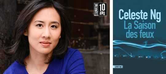 L'interview de Celeste Ng, la romancière qui met l'Amérique à genoux