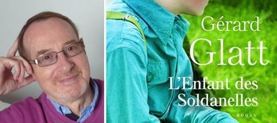 Gérard Glatt en dédicace à Saint-Etienne (42)