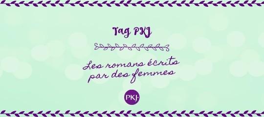 Tag PKJ: Des livres écrits par des femmes