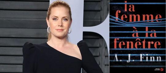 """""""La Femme à la fenêtre"""" : Amy Adams au casting du thriller"""