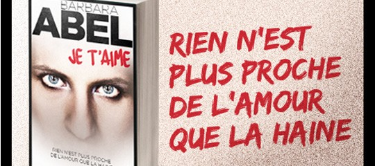[interview] L'amour et la haine selon Barbara Abel