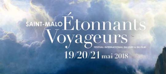 Festival Étonnants Voyageurs : tous les auteurs présents