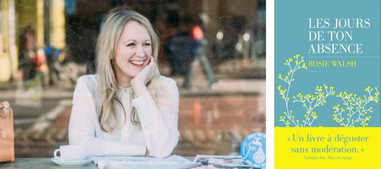 Astuces d'écriture : Les 3 conseils de Rosie Walsh