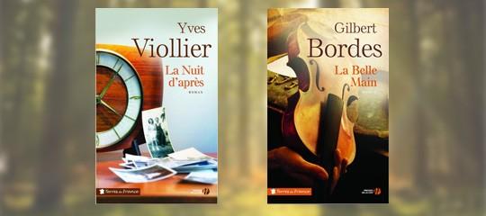 Les hommes et le bois à l'honneur dans les œuvres de Gilbert Bordes et d'Yves Viollier