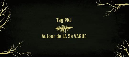 Tag PKJ: autour de La 5e vague