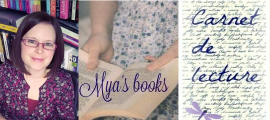 Portrait de lectrice : Laurie, du blog Mya's books