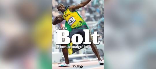"""Jeu concours RTL : Tentez de gagner un exemplaire dédicacé """"d'Usain Bolt, le messie malgré lui"""""""