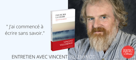 [Interview] Vincent Villeminot