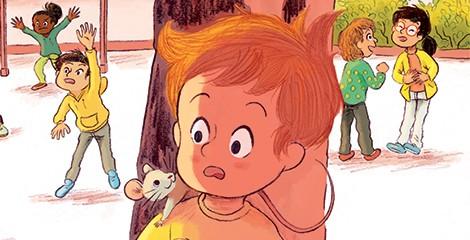 """""""Souris à la vie"""", la collection qui aide les enfants à grandir sereinement"""