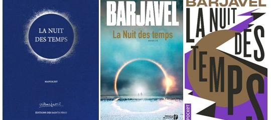 """50e anniversaire du roman culte de Barjavel """"La Nuit des temps"""""""