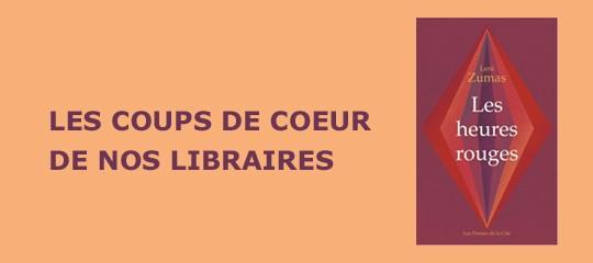 """""""Les Heures rouges"""" de Leni Zumas, un hymne à l'égalité des sexes pour les libraires"""