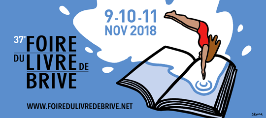 Foire du livre de Brive 2018 : tous nos auteurs présents