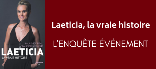 « Laeticia la vraie histoire », un portrait en clair-obscur de Laeticia Hallyday : Découvrez une sélection d'extraits