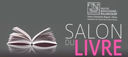 Les auteurs jeunesse au Salon du Livre de Boulogne-Billancourt