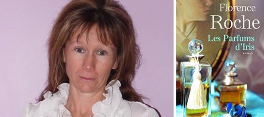 Florence Roche en dédicace à Puy-en-Velay (43)