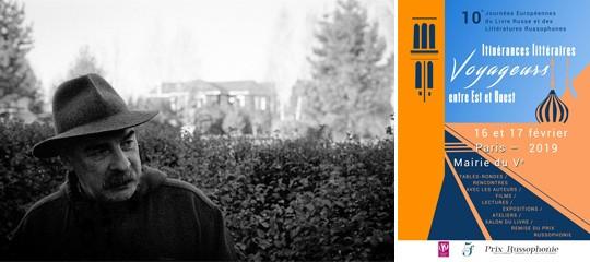 Victor Remizov à la Journée du Livre Russe