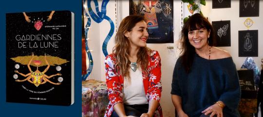 Gardiennes de la Lune : plongez dans l'univers de Stéphanie Lafranque et Vic Oh