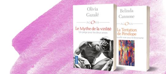 Féminisme et virilité : écoutez la conférence de Belinda Cannone et Olivia Gazalé