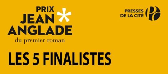 Prix Jean Anglade : Et les finalistes sont …