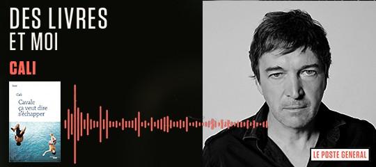 """""""Cavale ça veut dire s'échapper"""" : écoutez le podcast de Cali"""