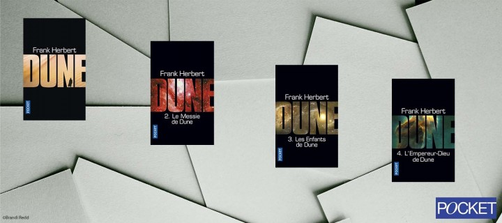La série Dune, un roman de science-fiction incontournable