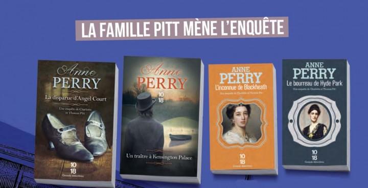 Filer à l'anglaise avec Anne Perry