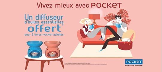 Vivez mieux avec Pocket