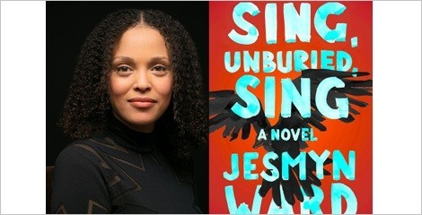 "Le National Book Award 2017 pour Jesmyn Ward et son roman ""Sing, Unburied, Sing"""