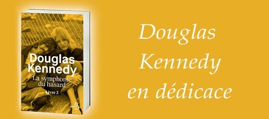 L'agenda de Douglas Kennedy