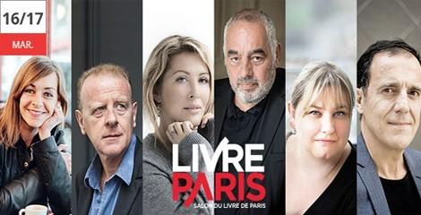 Salon du Livre 2018 : les auteurs présents (vendredi et samedi)