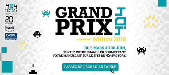 Ouverture des inscriptions au Grand Prix 404 Factory !