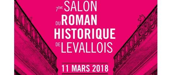 Salon du Roman Historique de Levallois (92)