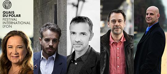 Quais du polar 2018 : tous les auteurs présents