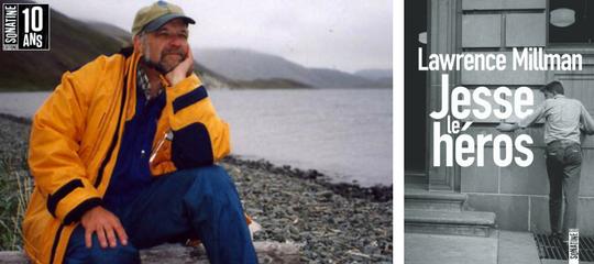 Interview de Lawrence Millman : l'auteur nous parle de son roman coup de poing
