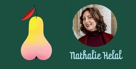 """Nathalie Helal en dédicace pour """"Même les légumes ont un sexe"""""""
