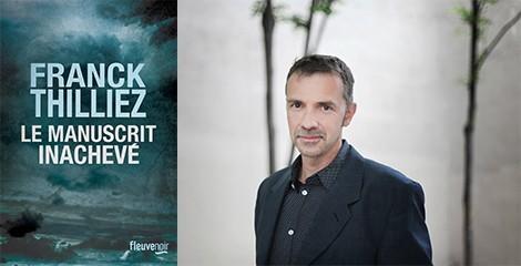 Franck Thilliez part en tournée