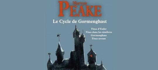 """""""Le cycle Gormenghast"""" : l'univers extravagant de Mervyn Peake"""