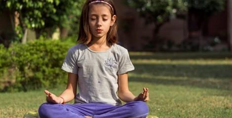 Initier les enfants à la méditation
