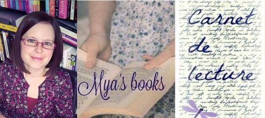 Portrait de lectrice : Laurie, du blog Mya's books