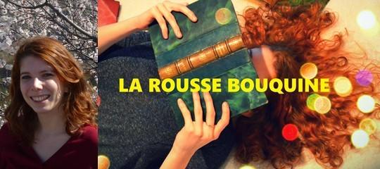 Portrait de lectrice : Solène, du blog La rousse bouquine
