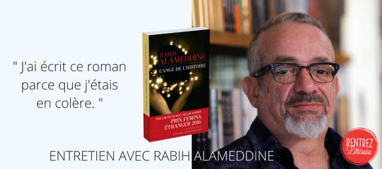 [Interview] Rabih Alameddine se livre sur la genèse de son nouveau roman